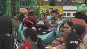 Behind the scenes at Vaisakhi parade