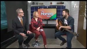 """I Wish I Never Met You"" puts Peterborough's Jesse Slack on Canadian radio"