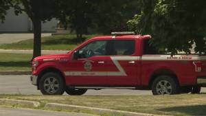 Kingston man says firefighter took reward points for himself after filling up a Fire Department truck
