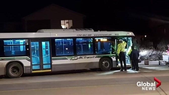 "Kelowna bus driver ""beaten up pretty good"", assault that caused crash investigated"