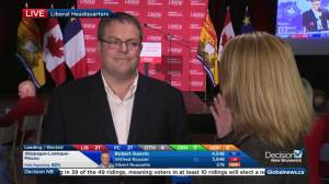 New Brunswick election: Liberal MLA Benoit Bourque excited about win