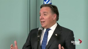 Quebec Premier François Legault on Montreal's booming AI sector