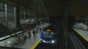 First ride on new cars coming to Canada Line