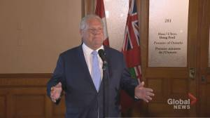 Ontario PC insiders say cabinet shuffle imminent