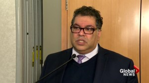 Mayor Nenshi responds to Calgary sliding track closure