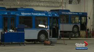 Up to 40 electric transit buses coming to an Edmonton street near you