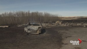 Hundreds of Siksika First Nation residents recovering after Alberta wildfire