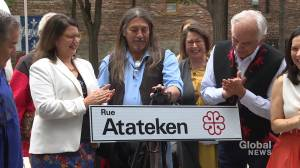 Amherst Street renamed to honour indigenous culture