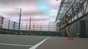 2 young tennis stars making name for Edmonton