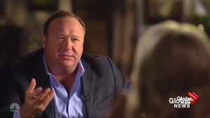 NBC host Megyn Kelly grills Alex Jones on Sandy Hook theory