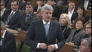 Harper on concerns veterans aren't being supported after combat