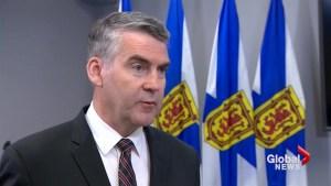 Stephen McNeil defends his travel time as necessary for Nova Scotia