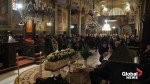Funeral held for slain journalist in Bulgaria