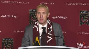 Valour FC head coach Rob Gale excited for future of Manitoba soccer