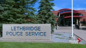 Lethbridge Community Peace Officers sworn in