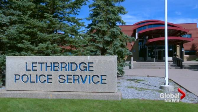 Lethbridge Community Peace Officers sworn in, ready to begin field training