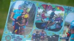 Community rallies behind Kindersley family facing deportation to Venezuela