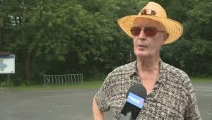 DDO residents kick up a stink at Centennial Park (02:02)