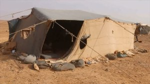 Report from Nasaem Souria Radio on living conditions in Al-Rukban camp in Syria