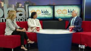 Kids With Cancer Society talks about impact of cancer on families
