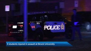Police investigating violent assault at Brock University