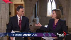 Federal budget 2016 Highlights: Large deficits will pay for raft of offerings for middle class