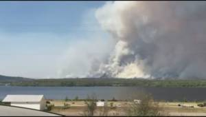 Wildfires rage out of control across British Columbia