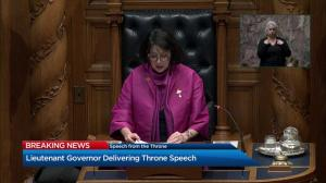 B.C. throne speech 2019: Climate BC plan