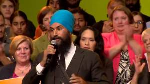 Jagmeet Singh comments on viral video, says message should be 'hate is wrong'