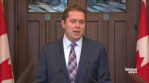 Andrew Scheer rejects use of 'genocide' in reference to MMIWG
