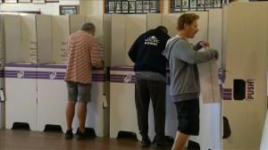 Polls open in Australia election