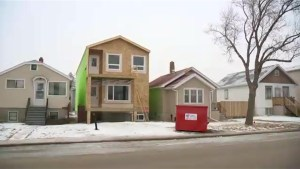Regina resident concerned about property damage from infill housing