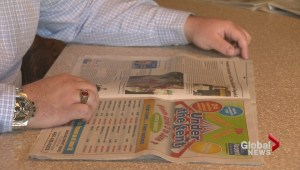 Huntingdon's English newspaper faces changes