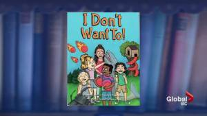 Coquitlam girl pens second book with stepmom
