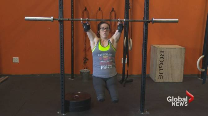 Viral video of Halifax athlete's CrossFit workout inspires millions