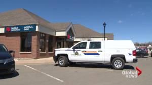 RCMP looking for suspect after Moncton bank robbery
