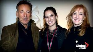 Jessica Springsteen, daughter of Bruce Springsteen, prepares for Olympic debut