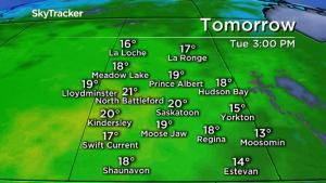 Saskatoon weather outlook: cool start to fall takes a turn