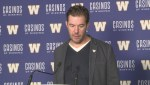 RAW: Blue Bombers Kyle Walters – Nov. 30