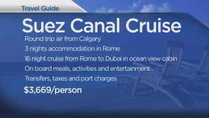 The Travel Lady: Suez Canal cruise