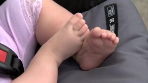 Ontario mother speaks out after babysitter charged with assaulting 7-week-old baby