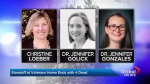 California police stormed a veterans home and found three women dead
