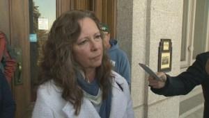 Mother of Taylor Van Diest reacts to guilty plea