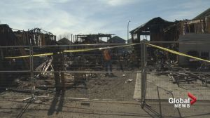 Fire sparks question about proximity of new homes