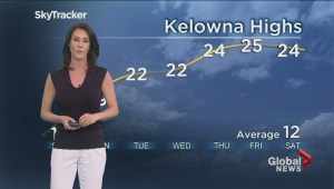 BC Evening Weather Forecast: Apr 20