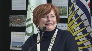 Surrey mayor explains her decision not to seek re-election