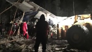 Multiple injuries reported in plane crash near Fond du Lac, Saskatchewan