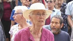 Jean Swanson sentenced to jail time for blocking pipeline construction