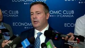 'The carbon tax didn't stop forest fires': Jason Kenney