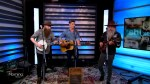 Washboard Union performs